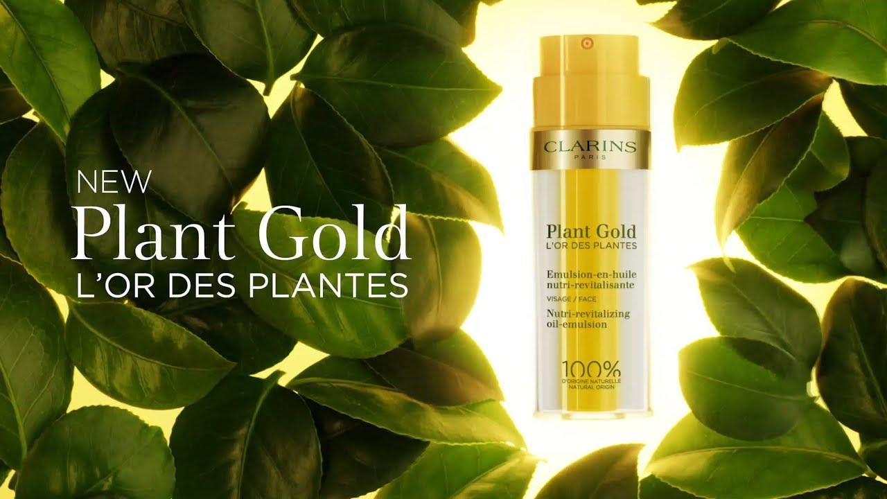 Clarins NEW Plant Gold Nutri-Revitalizing Oil-Emulsion Review
