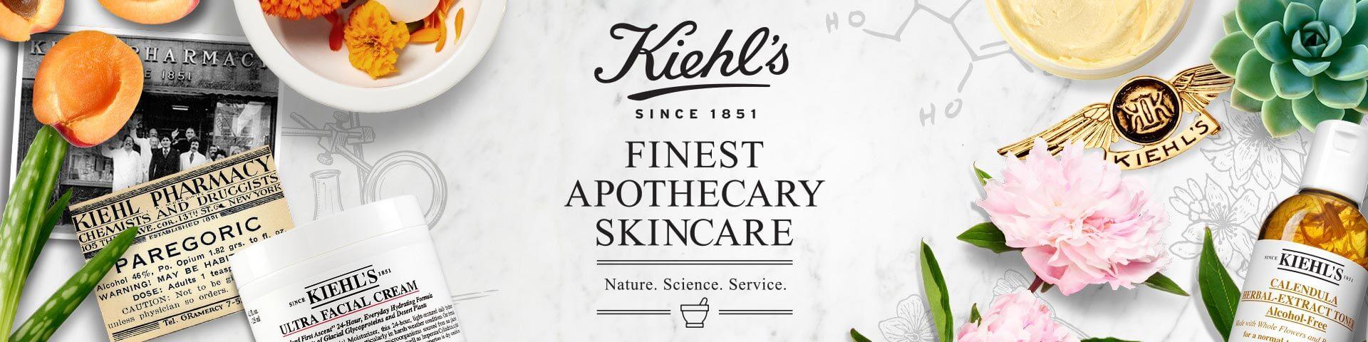 Kiehl's科颜氏必囤经典王牌 - 高保湿面霜&安白瓶,保湿+美白的高性价比组合!(附海淘攻略+优惠码+8%返利)
