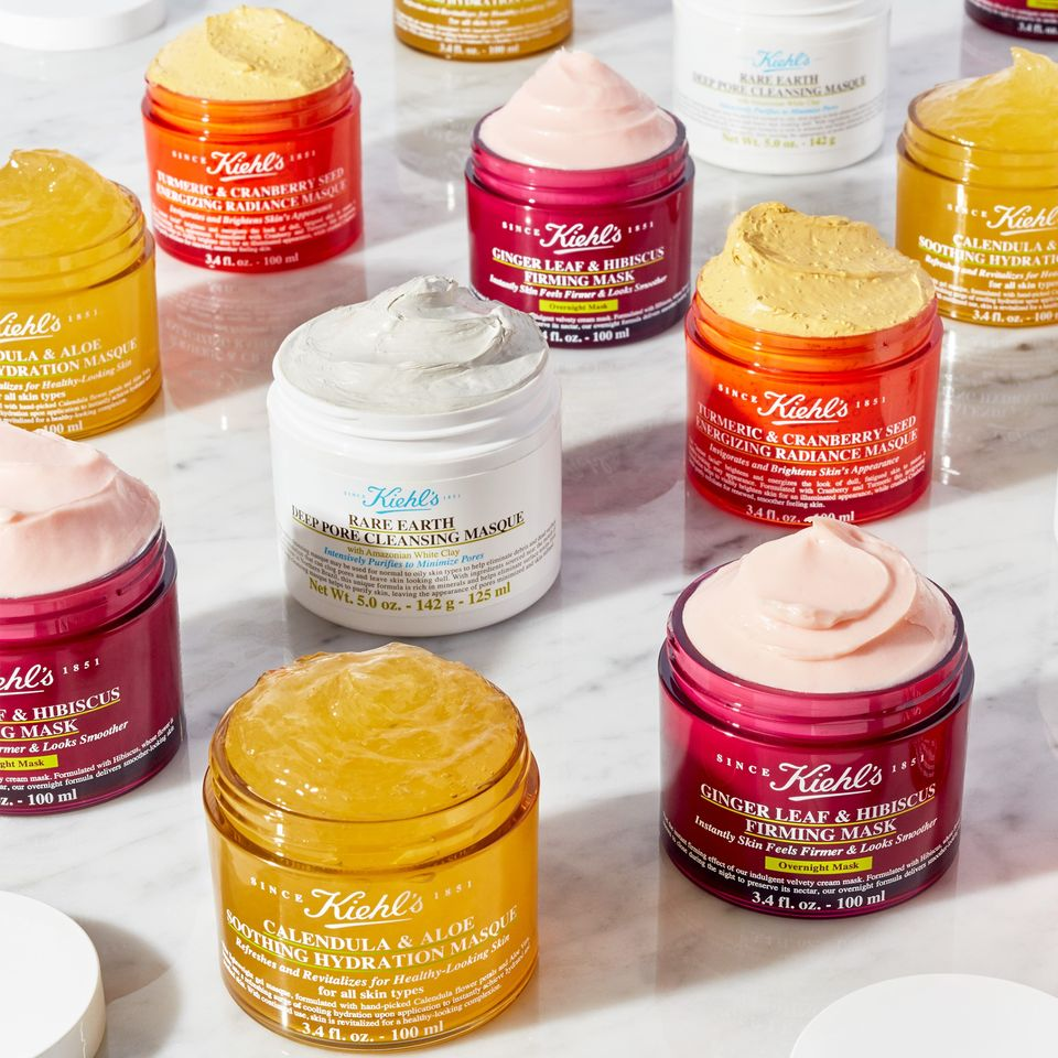6 Kiehl's Masks Comparison & Review (Ingredients/Benefits): Which One is Right for You?