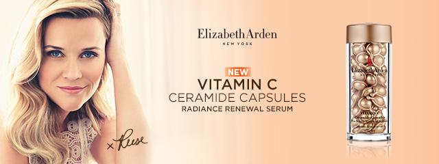 Elizabeth Arden NEW Vitamin C Ceramide Capsules Radiance Renewal Serum Review