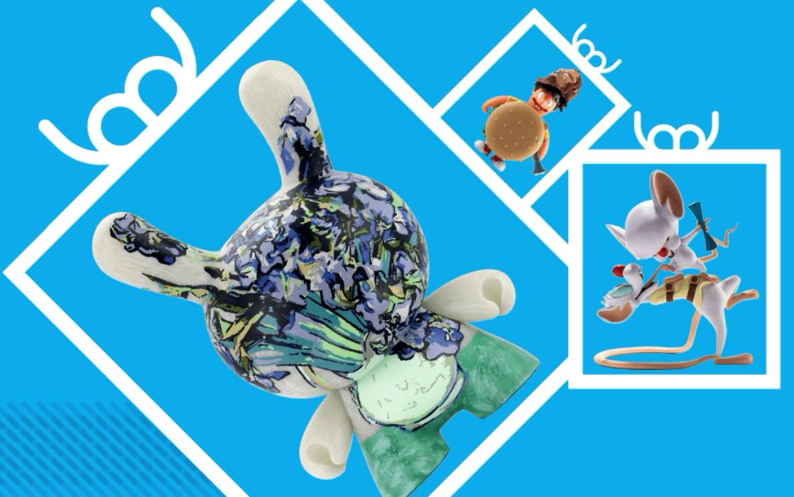 2020美国高级品牌手办玩具商Kidrobot官网海淘攻略(直邮+优惠码+7%返利)- 买限量版艺术玩偶、服饰等!