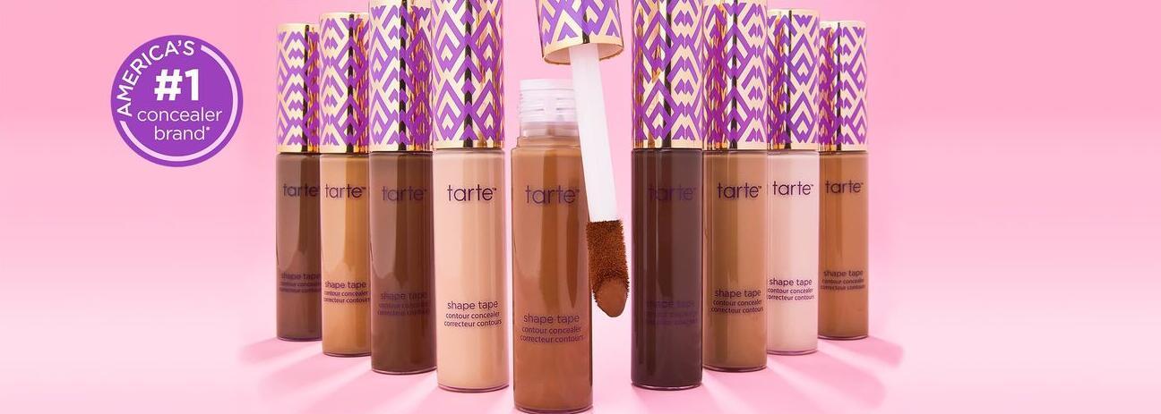 2020最新Tarte Cosmetics美国官网海淘攻略+转运教程(附优惠码+4%返利)