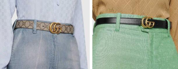 Gucci Belt Real vs Fake Guide 2021: How To Tell Original Gucci Belt From Fake? (Sale+7% Cashback)