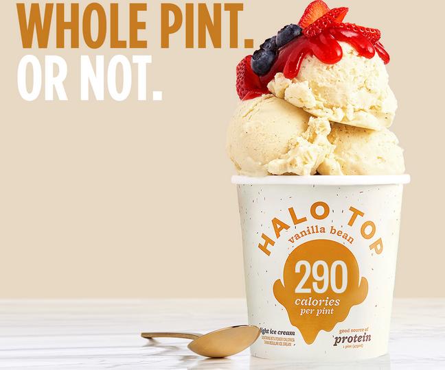 2021好吃的低卡健康冰淇淋推荐(无乳、低糖、低脂、生酮友好)
